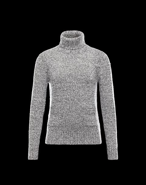 MONCLER GRENOBLE Women - Fall-Winter 13/14 - KNITWEAR - Long sleeve sweater -