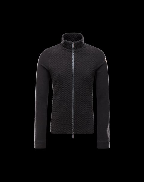 MONCLER GRENOBLE Women - Spring-Summer 14 - KNITWEAR - Sweatshirt -