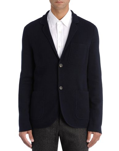 Knitted Blazer Jacket