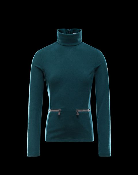 MONCLER GRENOBLE Women - Fall-Winter 13/14 - KNITWEAR - Crewneck sweater -