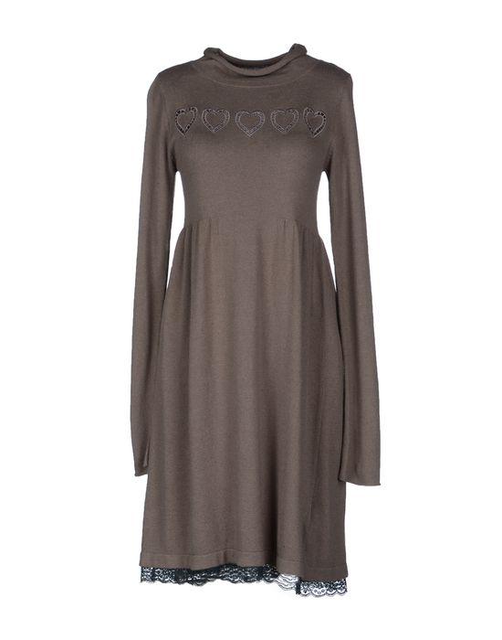Фото AJAY Короткое платье. Купить с доставкой