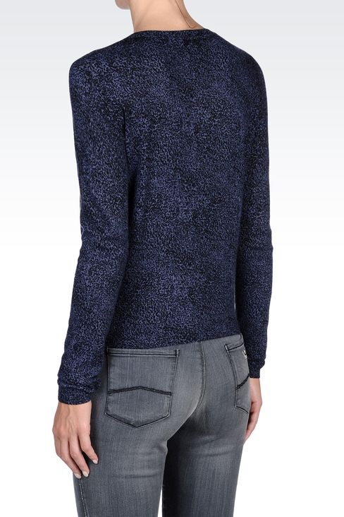 Knitwear: Cardigans Women by Armani - 3