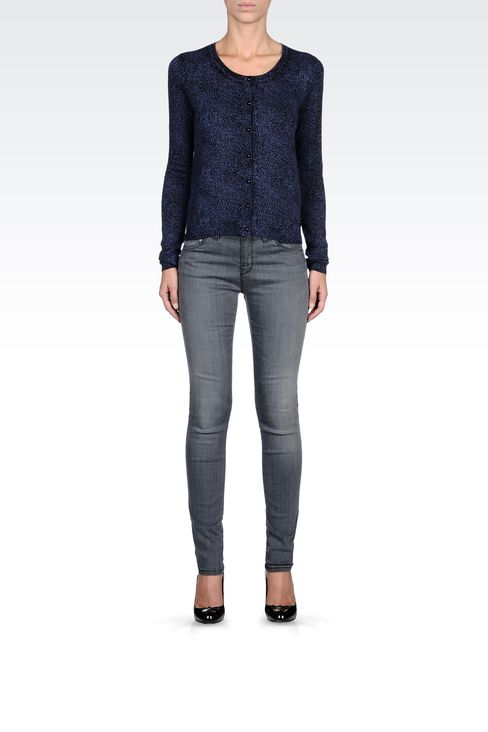 Knitwear: Cardigans Women by Armani - 1
