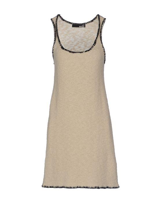 Фото LOVE MOSCHINO Короткое платье. Купить с доставкой