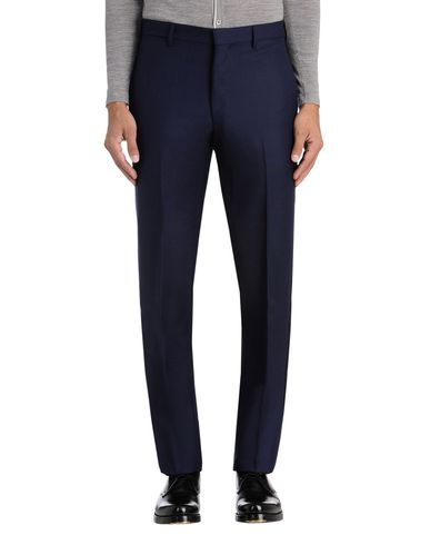 Seam Detail Woven Trousers