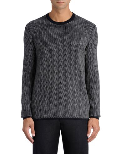 Herringbone effect Knit Jumper
