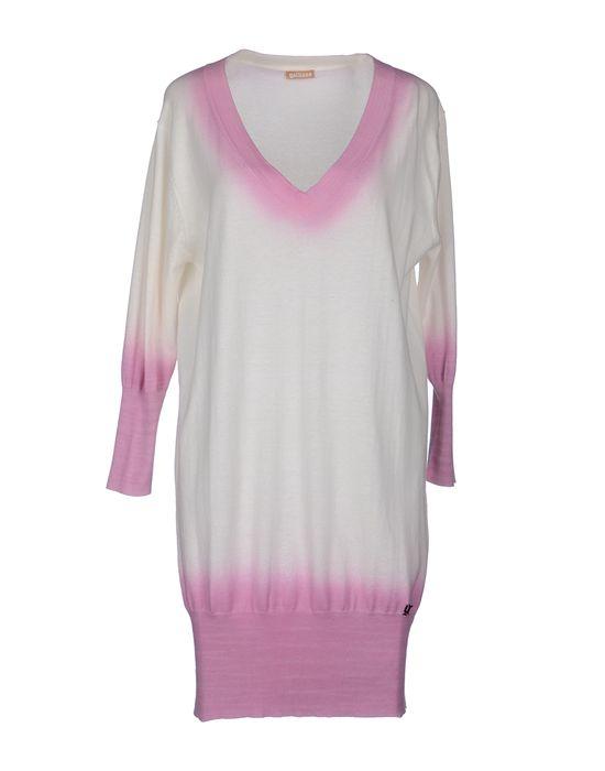 Фото GALLIANO Короткое платье. Купить с доставкой