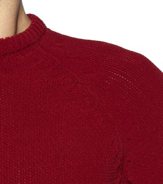ZEGNA SPORT: Crewneck Brick red - 39389907NM