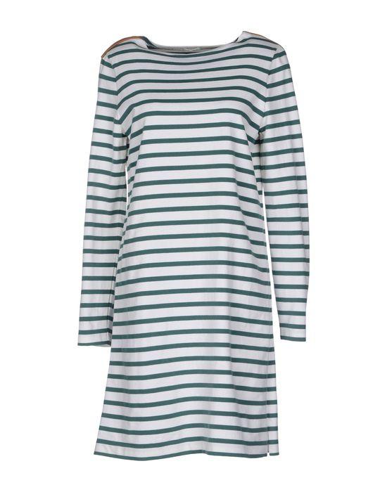 Фото CÉLINE Короткое платье. Купить с доставкой