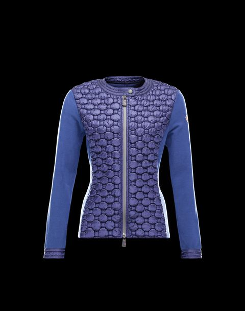 MONCLER GRENOBLE Women - Fall-Winter 13/14 - KNITWEAR - Cardigan -