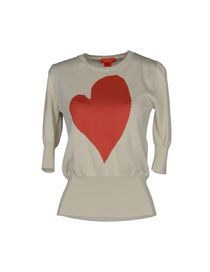 VIVIENNE WESTWOOD RED LABEL - Short sleeve sweater