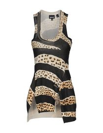 JUST CAVALLI - Sleeveless jumper