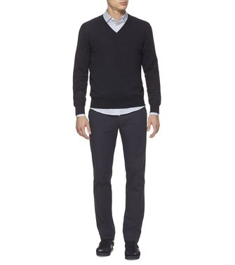 ERMENEGILDO ZEGNA: Cashmere Sweater Grey - 39402816BT