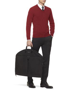 ERMENEGILDO ZEGNA: Cashmere Sweater Black - 39402820LU
