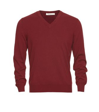 ERMENEGILDO ZEGNA: Cashmere sweater Brown - 39402820LU