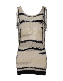 PATRIZIA PEPE Sleeveless sweaters $ 148.00