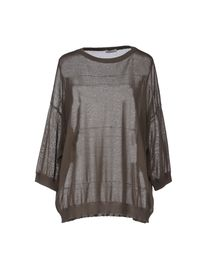 BRUNELLO CUCINELLI - Short sleeve jumper