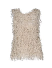 BRUNELLO CUCINELLI - Sleeveless jumper