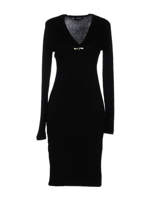 Фото ROCCOBAROCCO Короткое платье. Купить с доставкой