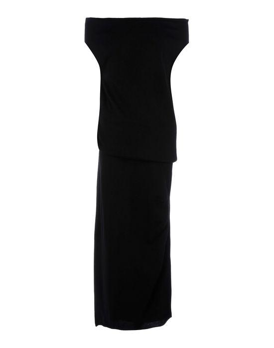 Фото GIOVANNI CAVAGNA Длинное платье. Купить с доставкой