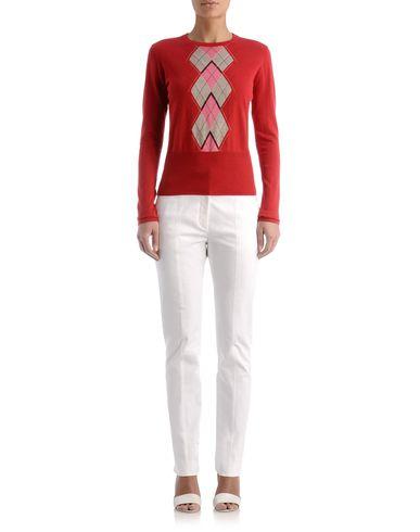 Argyle Front Sweater