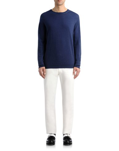 Bi-Colour Cashmere Sweater