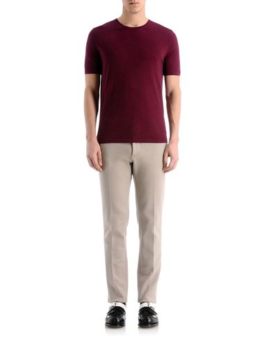Cashmere Silk Blend Knitted T-Shirt
