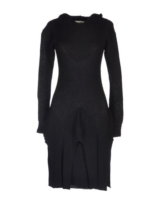 Фото JEAN PAUL GAULTIER Короткое платье. Купить с доставкой