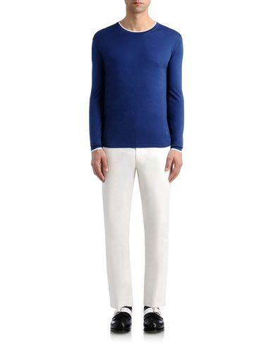 Contrast Round Neck Sweater