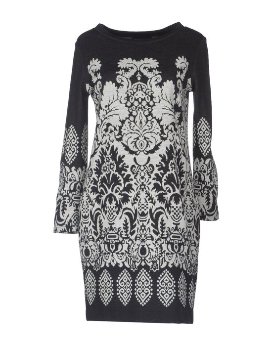 ANA ALCAZAR Короткое платье завеса тепловая ballu bhc d22 w35 bs