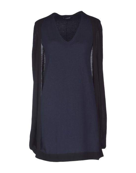 Фото NEIL BARRETT Короткое платье. Купить с доставкой