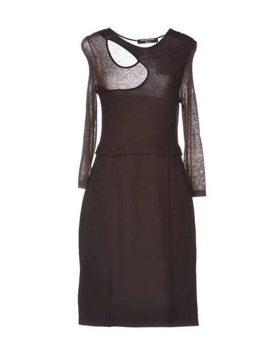 Фото LOVE SEX MONEY COLLECTION Платье до колена. Купить с доставкой