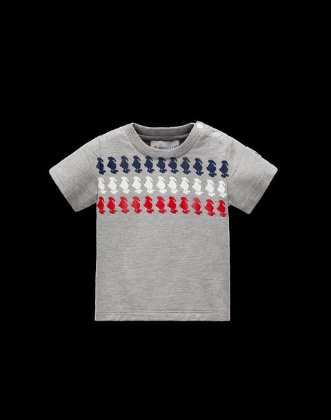 MONCLER ENFANT Women - Spring-Summer 14 - KNITWEAR - T-shirt -
