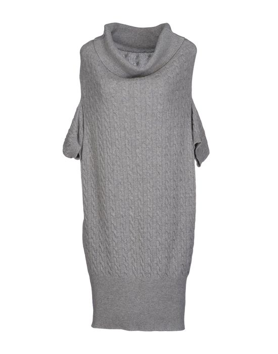 Фото CRUCIANI Короткое платье. Купить с доставкой