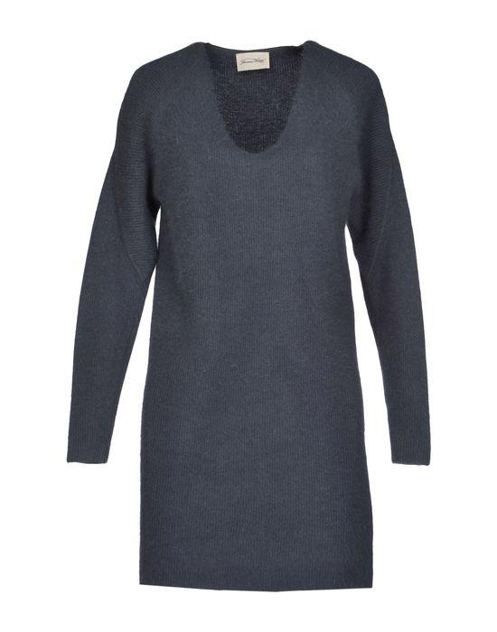 Фото AMERICAN VINTAGE Короткое платье. Купить с доставкой