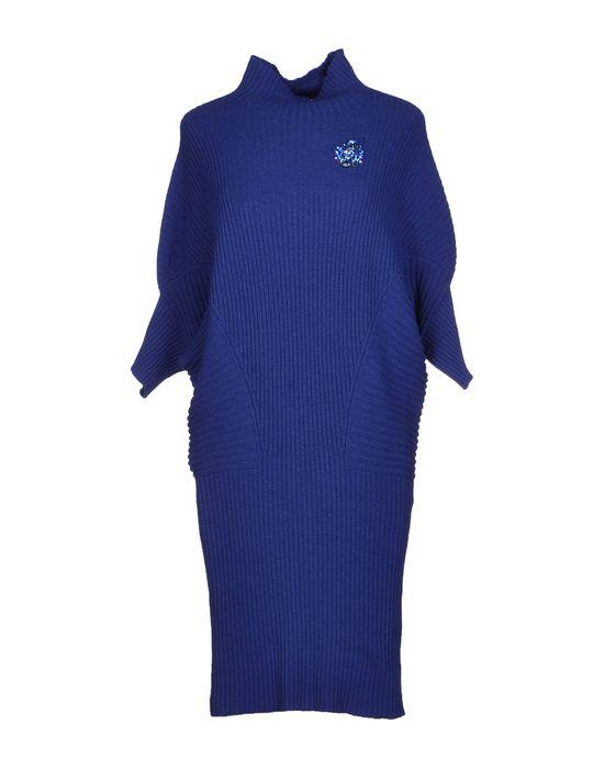 Фото BLUGIRL BLUMARINE Короткое платье. Купить с доставкой
