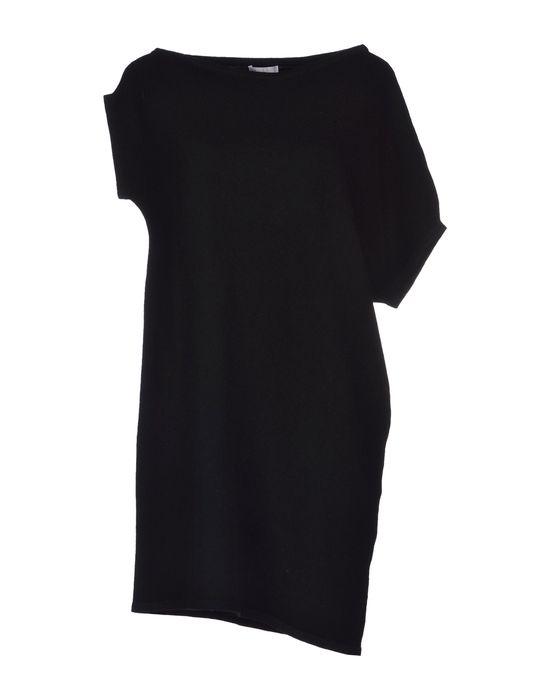 Фото MAX TONSO Короткое платье. Купить с доставкой