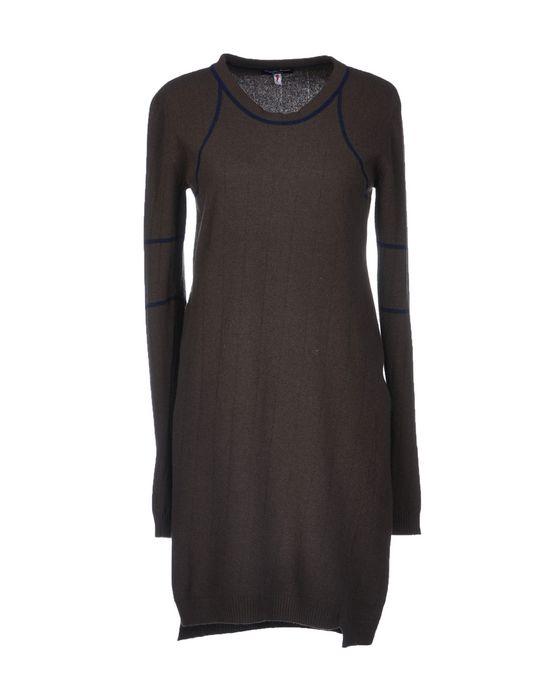 Фото COOPERATIVA PESCATORI POSILLIPO Короткое платье. Купить с доставкой