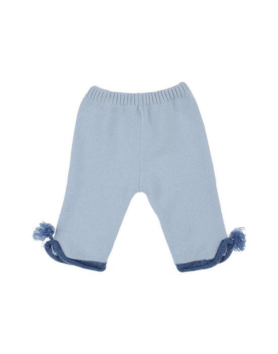 Повседневные брюки CASHMIRINO. Цвет: небесно-голубой