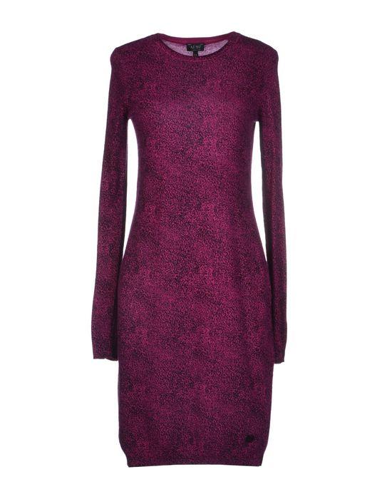 Фото ARMANI JEANS Короткое платье. Купить с доставкой