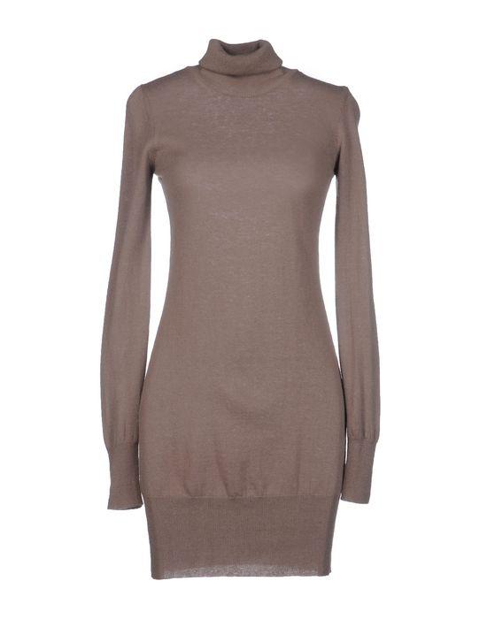 Фото KAOS Короткое платье. Купить с доставкой