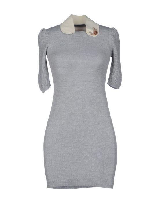 Фото BETTY BLUE Короткое платье. Купить с доставкой