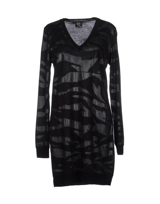 Фото MCQ ALEXANDER MCQUEEN Короткое платье. Купить с доставкой