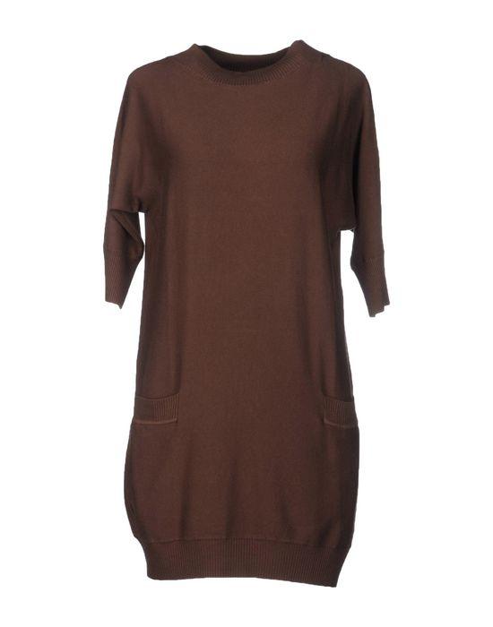 Фото COMPAGNIA ITALIANA Короткое платье. Купить с доставкой