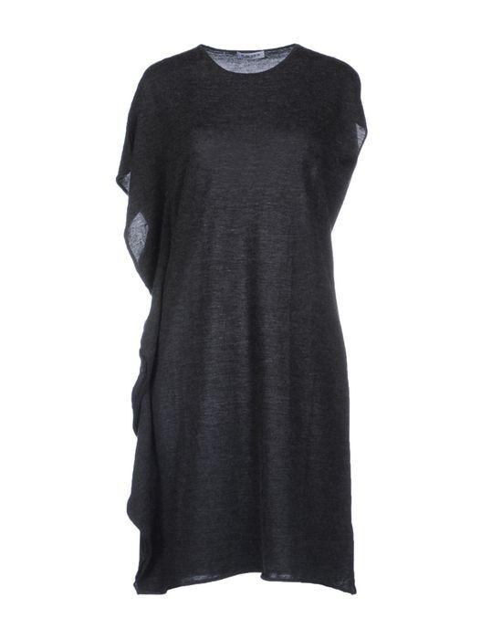 Фото KANGRA CASHMERE Короткое платье. Купить с доставкой