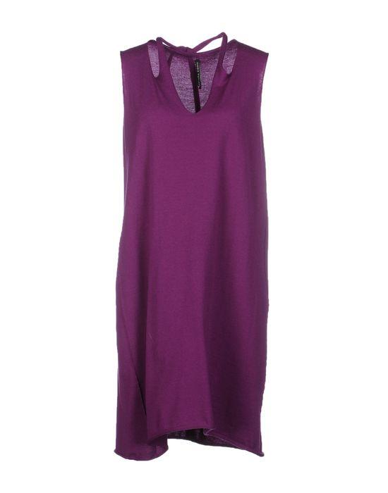 Фото LIVIANA CONTI Короткое платье. Купить с доставкой
