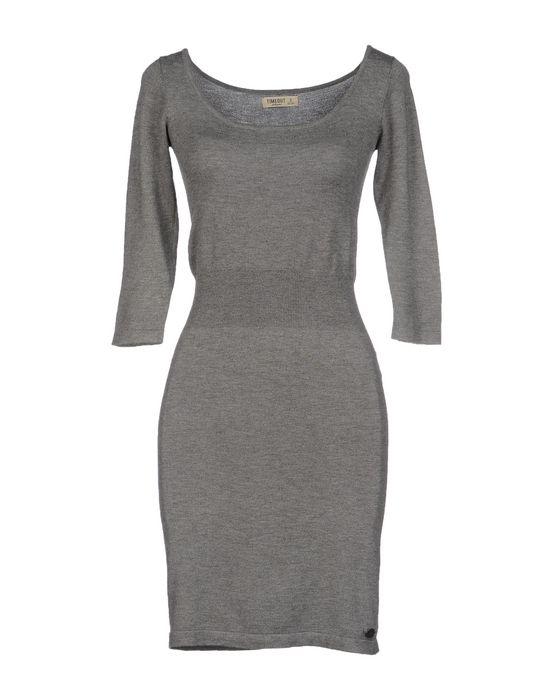 Фото TIMEOUT Короткое платье. Купить с доставкой