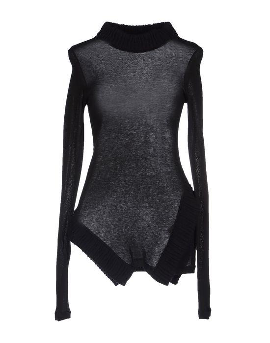 SUPERFINE Водолазки superfine свитер без рукавов