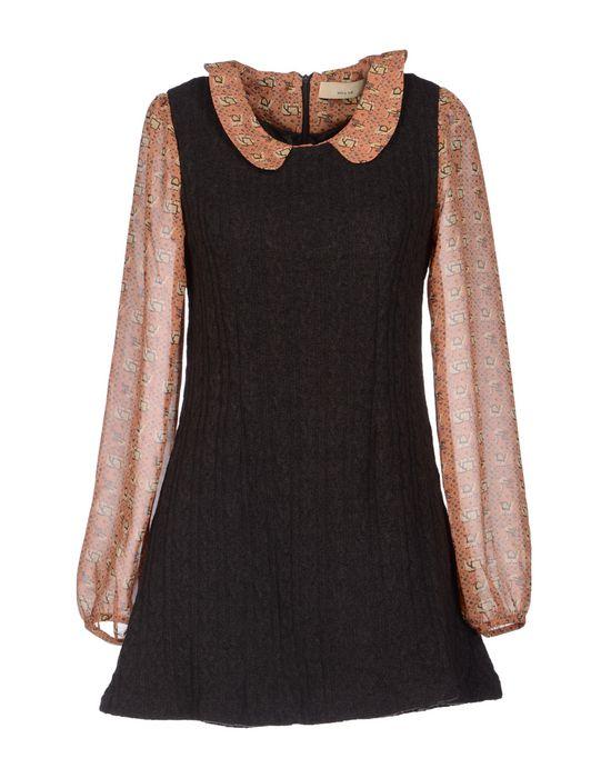 Фото MINAUK Короткое платье. Купить с доставкой