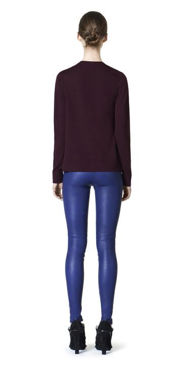 Balenciaga Pleated Sweater